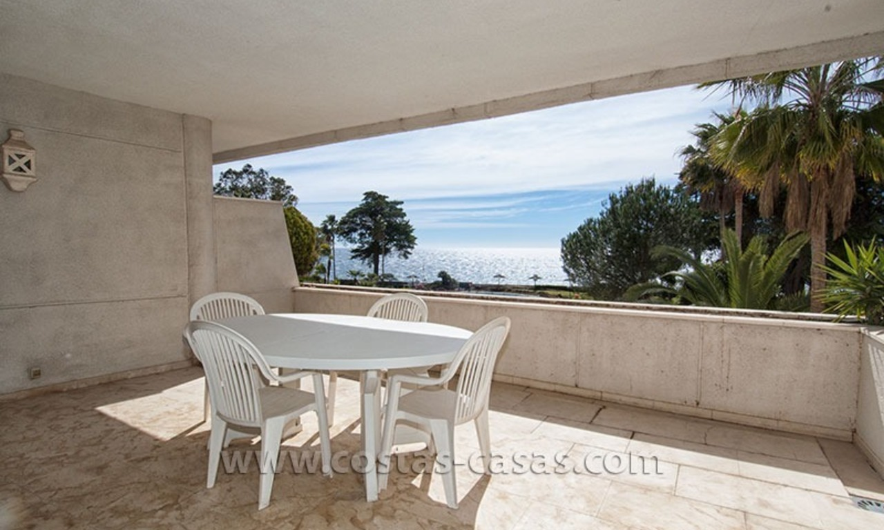 For Sale: Beach Apartment on the New Golden Mile between Marbella and Estepona 5
