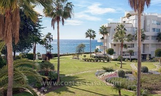 For Sale: Beach Apartment on the New Golden Mile between Marbella and Estepona 2