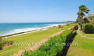 For Sale: Beach Apartment on the New Golden Mile between Marbella and Estepona 15