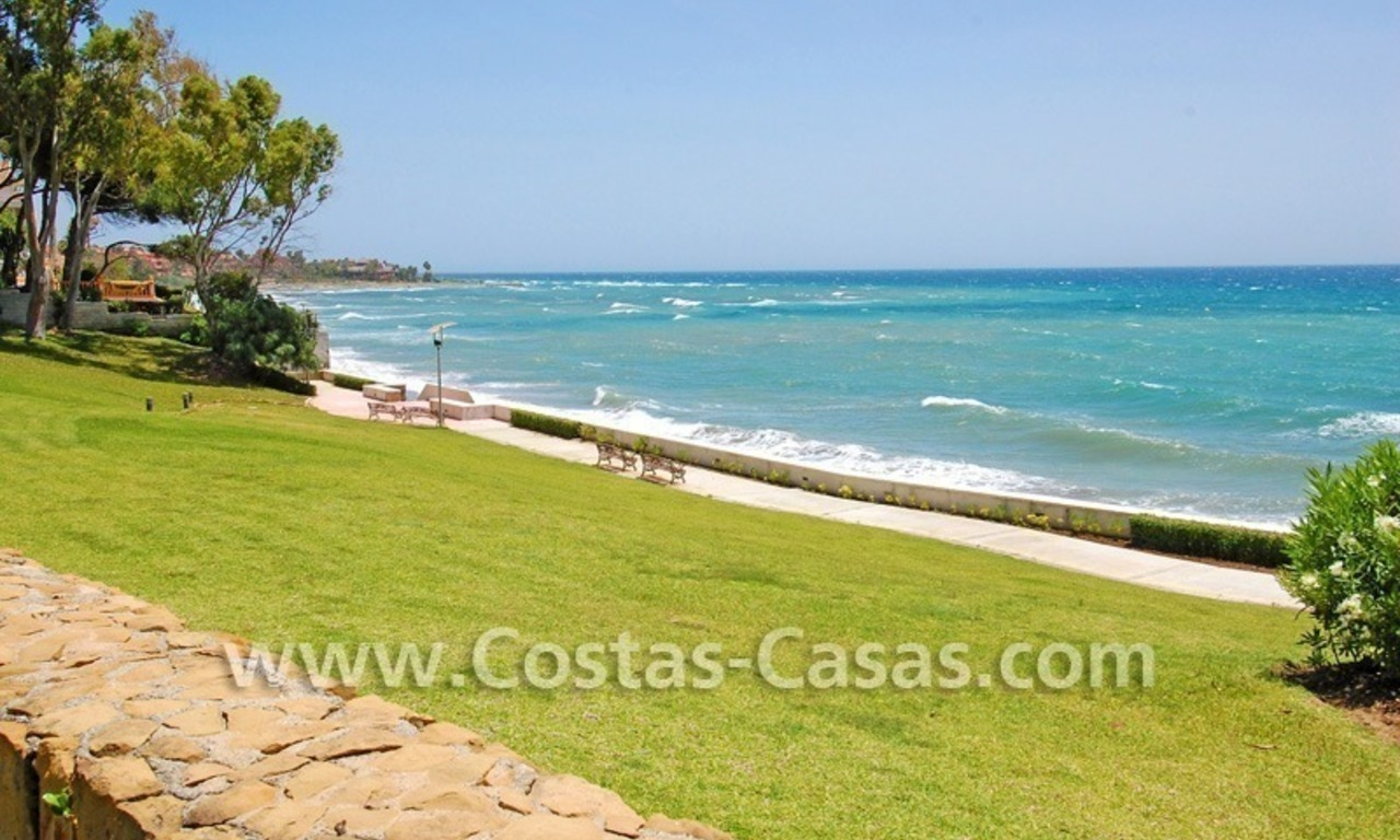 For Sale: Beach Apartment on the New Golden Mile between Marbella and Estepona 16