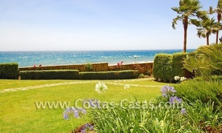 For Sale: Beach Apartment on the New Golden Mile between Marbella and Estepona 17