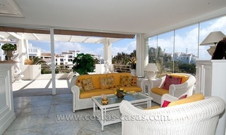 Exclusive Apartment For Sale at Playas del Duque – First Line Beach Estate in Puerto Banús, Marbella 6