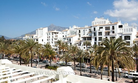 Exclusive Apartment For Sale at Playas del Duque – First Line Beach Estate in Puerto Banús, Marbella 2