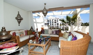 For Sale: Exclusive Apartment at Playas del Duque – Beachfront Estate in Puerto Banús, Marbella 6