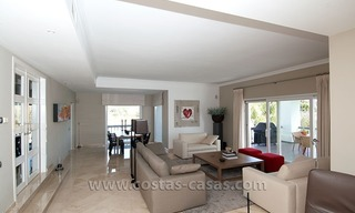 Spacious, Fully Renovated, Modern Villa For Sale in Nueva Andalucía, Marbella 16