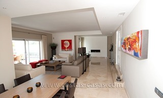 Spacious, Fully Renovated, Modern Villa For Sale in Nueva Andalucía, Marbella 17