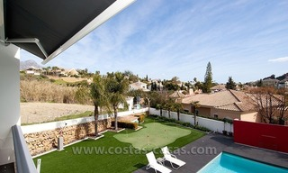 Spacious, Fully Renovated, Modern Villa For Sale in Nueva Andalucía, Marbella 9