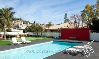 Spacious, Fully Renovated, Modern Villa For Sale in Nueva Andalucía, Marbella 6