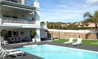Spacious, Fully Renovated, Modern Villa For Sale in Nueva Andalucía, Marbella 5