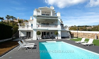 Spacious, Fully Renovated, Modern Villa For Sale in Nueva Andalucía, Marbella 0