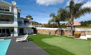 Spacious, Fully Renovated, Modern Villa For Sale in Nueva Andalucía, Marbella 2