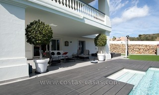 Spacious, Fully Renovated, Modern Villa For Sale in Nueva Andalucía, Marbella 7