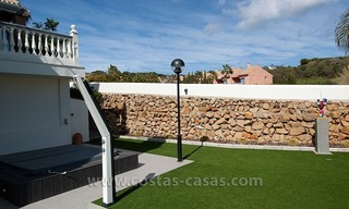 Spacious, Fully Renovated, Modern Villa For Sale in Nueva Andalucía, Marbella 3