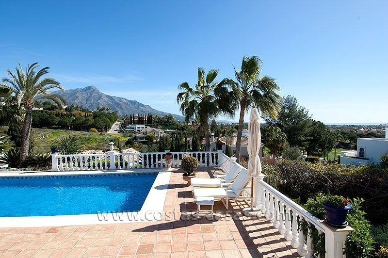 For Sale: Magnificent, Sprawling Villa – A Unique Artist's Den in Marbella