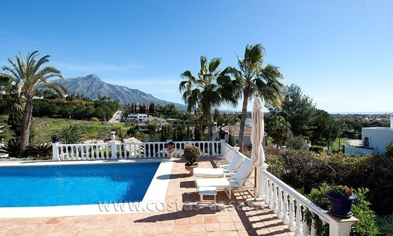 For Sale: Magnificent, Sprawling Villa – A Unique Artist's Den in Marbella 0