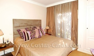 Rustic villa for rent on the Golden Mile in Marbella 23