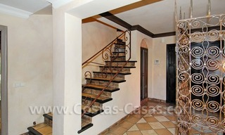 Rustic villa for rent on the Golden Mile in Marbella 13