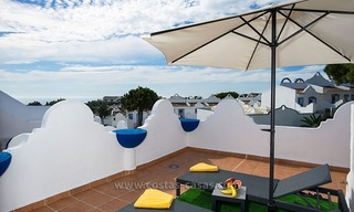 For Sale: Townhouses at Luxury Resort in Marbella 1
