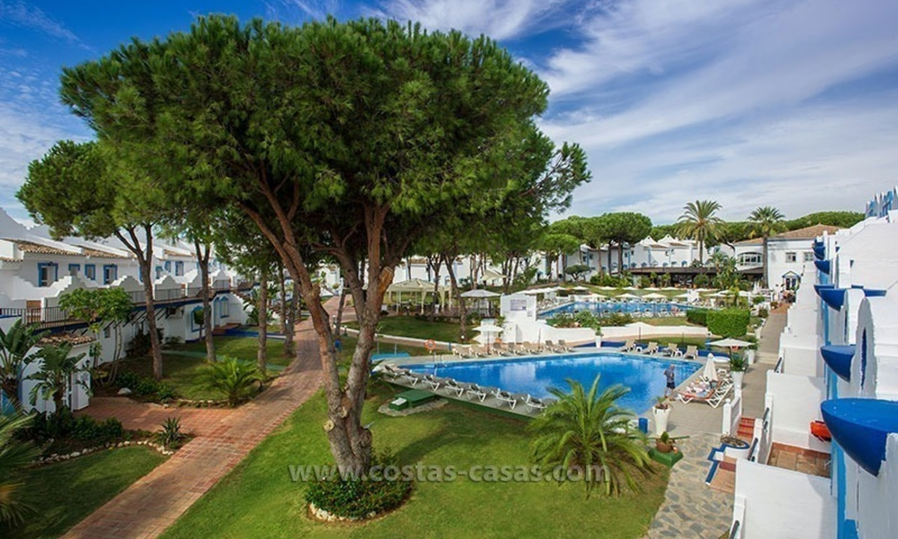 For Sale: Townhouses at Luxury Resort in Marbella 2