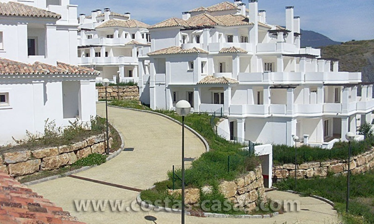 For Sale: New Luxury Apartments and Penthouses in Nueva Andalucía, Marbella 5
