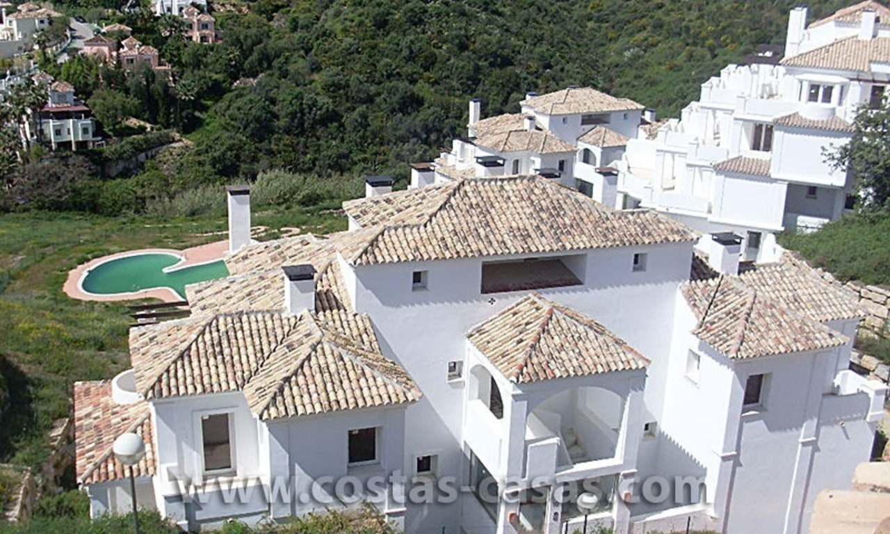 For Sale: New Luxury Apartments and Penthouses in Nueva Andalucía, Marbella 6