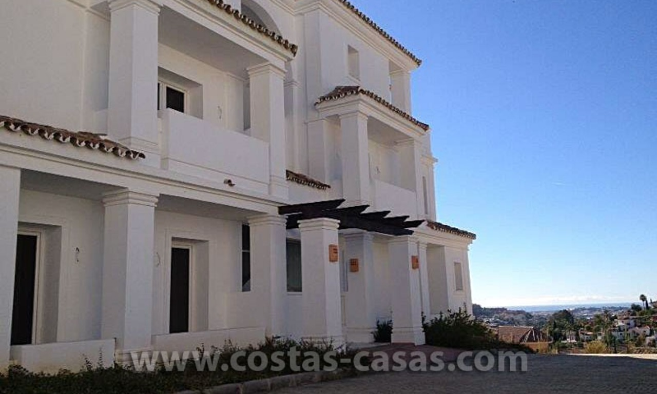 For Sale: New Luxury Apartments and Penthouses in Nueva Andalucía, Marbella 7