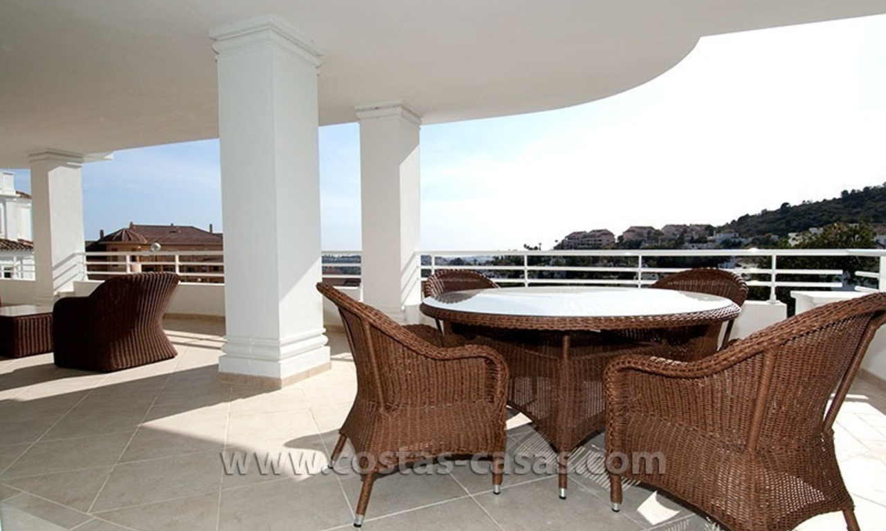 For Sale: New Luxury Apartments and Penthouses in Nueva Andalucía, Marbella 8