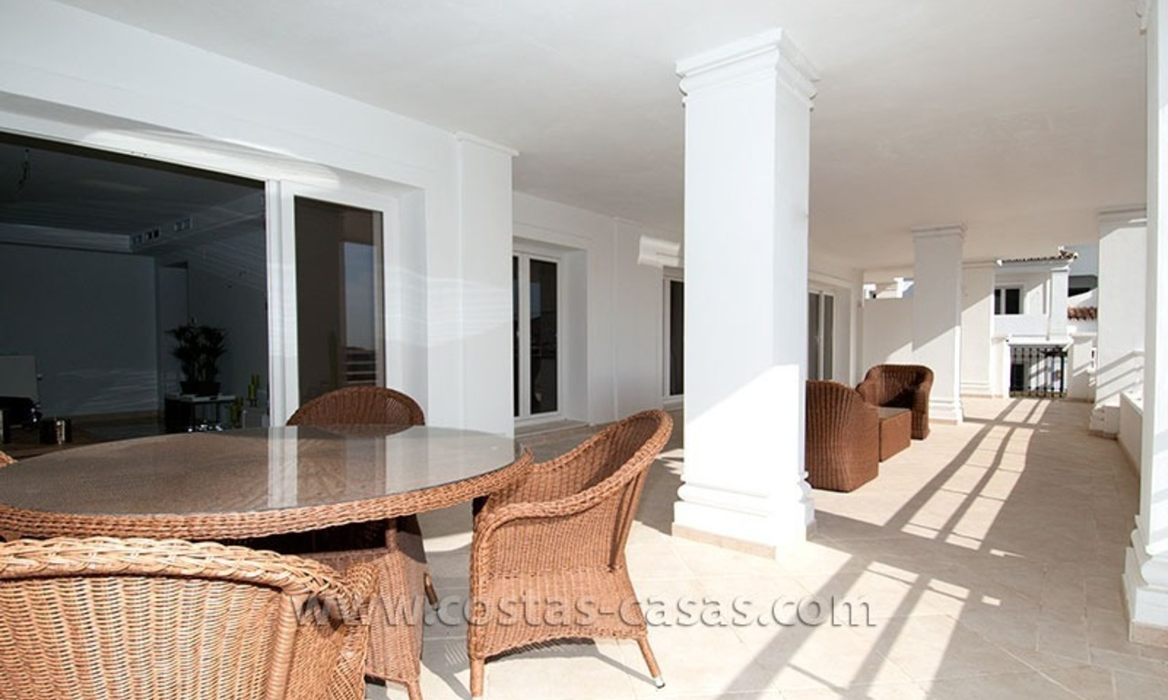 For Sale: New Luxury Apartments and Penthouses in Nueva Andalucía, Marbella 10
