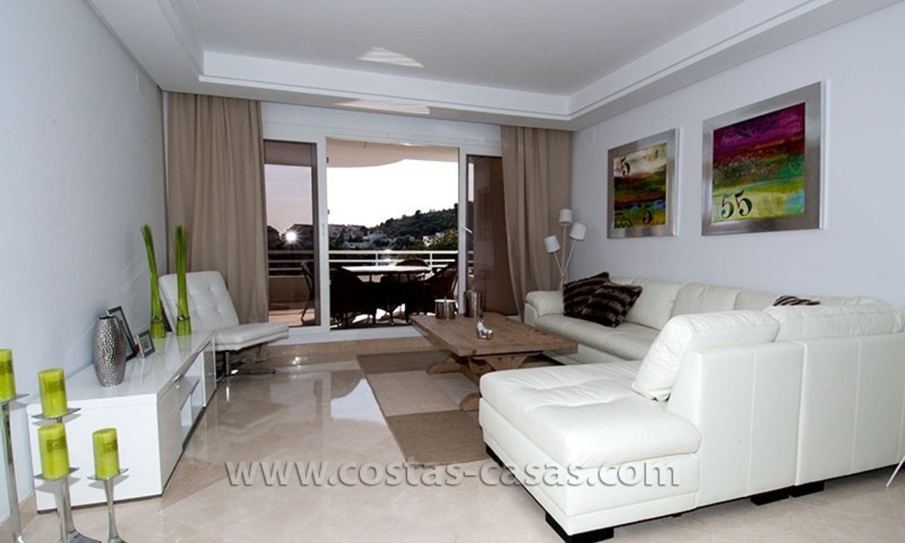 For Sale: New Luxury Apartments and Penthouses in Nueva Andalucía, Marbella 13