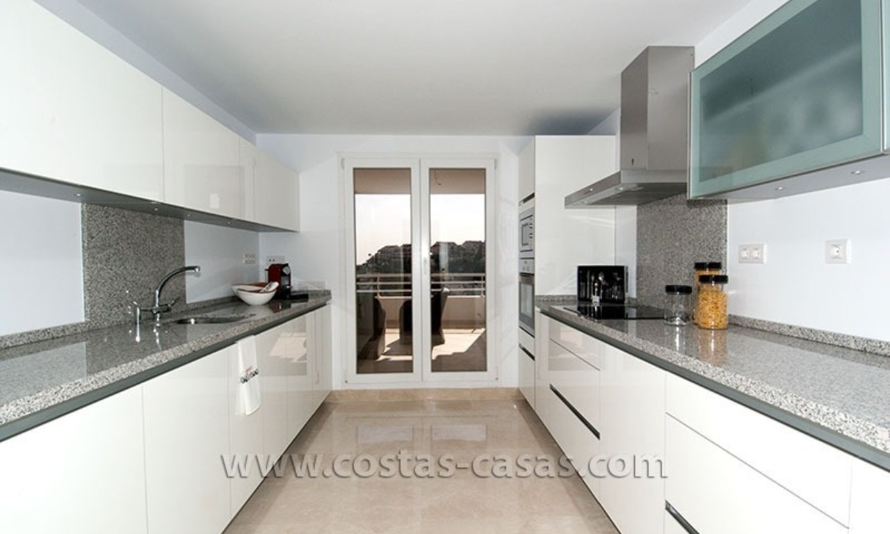 For Sale: New Luxury Apartments and Penthouses in Nueva Andalucía, Marbella 17