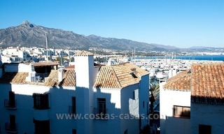 For sale: Seafront Corner Apartment in Puerto Banús, Marbella 20