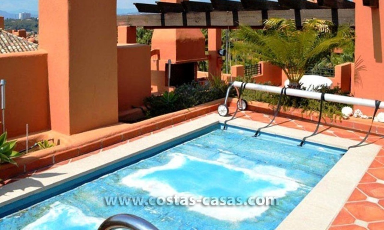 For Sale: Luxury Penthouse near Puerto Banús – Marbella 10