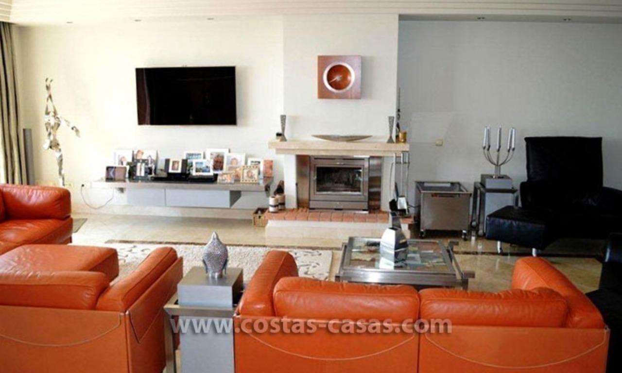 For Sale: Luxury Penthouse near Puerto Banús – Marbella 12