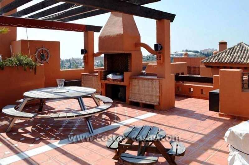 For Sale: Luxury Penthouse near Puerto Banús – Marbella