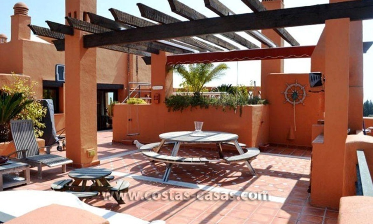 For Sale: Luxury Penthouse near Puerto Banús – Marbella 2
