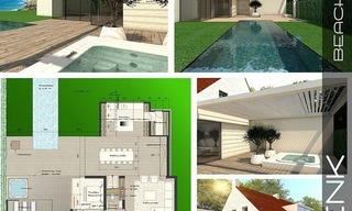 New Modern Contemporary Luxury Villa For Sale in Marbella 1