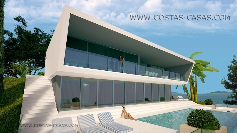 For sale new modern contemporary luxury villa in marbella - Villa de luxe visite privee ...