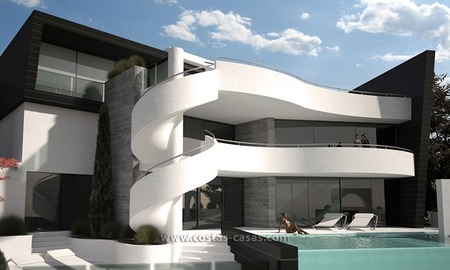For Sale: New Contemporary Luxury Villa in Marbella