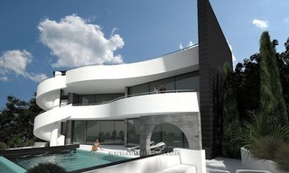 For Sale: New Contemporary Luxury Villa in Marbella 1