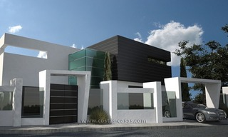 For Sale: New Contemporary Luxury Villa in Marbella 2