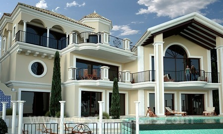 For Sale: New Classical Luxury Villa in Marbella