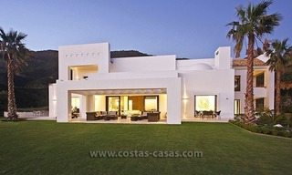 For Sale: New Modern Style Villa in La Zagaleta between Benahavís and Marbella 2