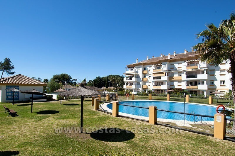 Apartment For Sale on Marbella's Golden Mile