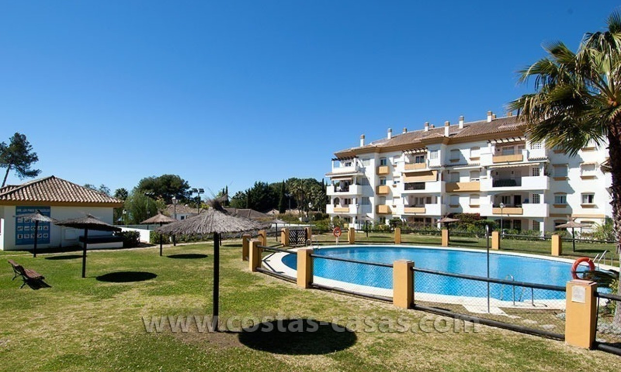 Apartment For Sale on Marbella's Golden Mile 0