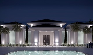 New Modern Exclusive Villa For Sale in Marbella 1