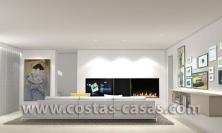 New Modern Luxury Villa For Sale in beachside Marbella 2