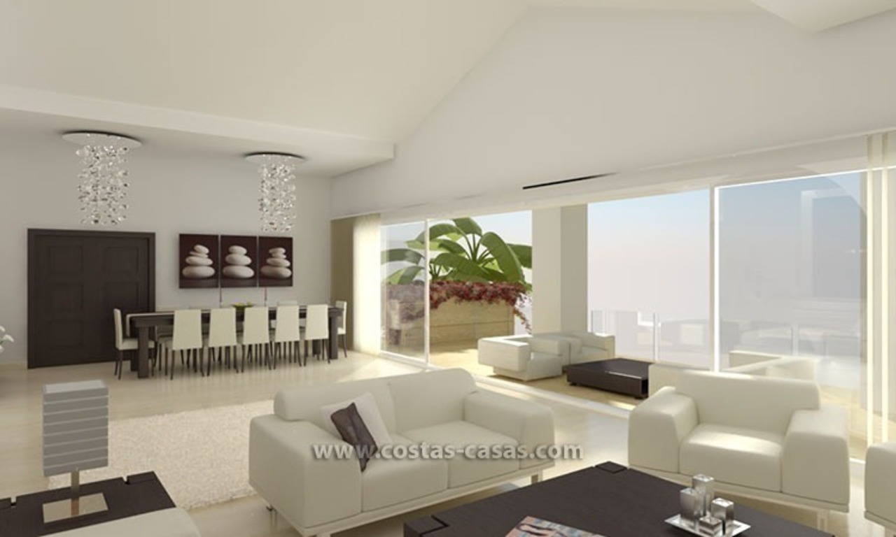 Luxury turn-key villa for sale in Marbella 9