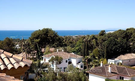 For Rent: Vacation Penthouse Apartment on Marbella's Golden Mile