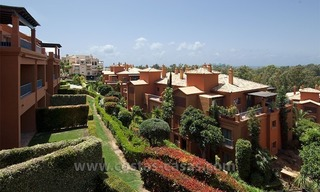 Opportunity! Luxury apartment for sale, with sea view, frontline golf complex in Marbella - Benahavis 20