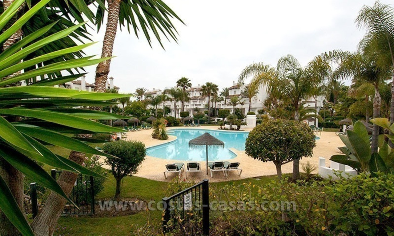 For Sale: Spacious Townhouse with Private Beach Access on the New Golden Mile, Marbella – Estepona 27